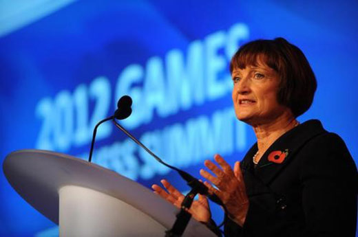 Dame Tessa Jowell spent nearly a decade at the Department of Media, Culture and Sport