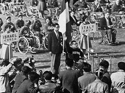 パラリンピック 歴史